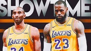 Kobe Bryant RETURNING TO NBA & The Lakers? Joining LeBron James?