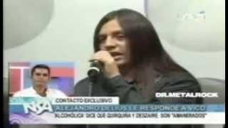 Viko Paredes vs Alejandro Delius
