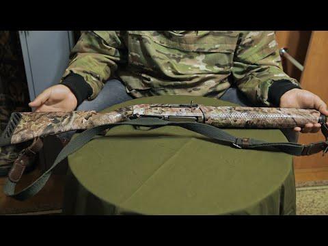 Обзор ружья МР155 ч.1. Путь охотника выпуск №4.