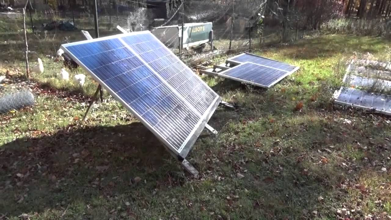 Why i have no solar power at the off grid homestead right now n5 why i have no solar power at the off grid homestead right now n5 youtube solutioingenieria Image collections