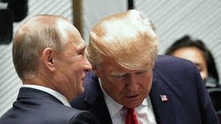 Trump-Putin Summit Next?
