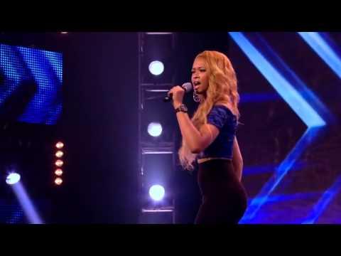 Tamera Foster - I Have Nothing (Audition 2 - The X Factor UK 2013) [LEGENDADO PT/BR]
