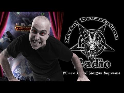 FULL INTERVIEW on Metal Devastation Radio