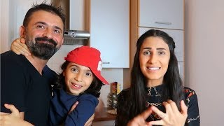 أول يوم رمضان مع عائلة تالين تيوب | عملنا شي فاشل !