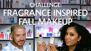 Challenge: Fragrance Inspired Makeup | Sephora