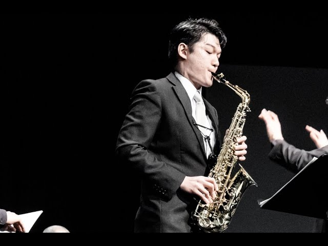 RYO NAKAJIMA - FINAL ROUND - V ANDORRA INTERNATIONAL SAXOPHONE COMPETITION 2018