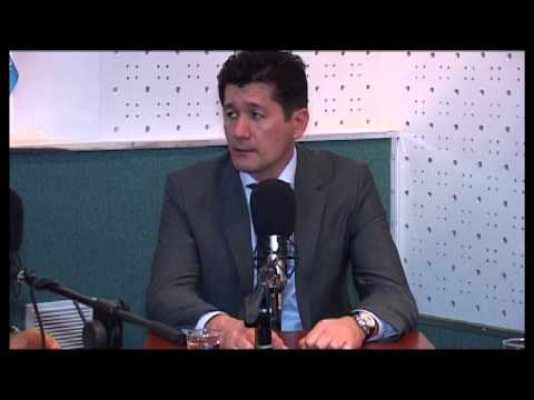 """""""UNews Weekly"""" Audio-Video podcast from UN Information Office Tashkent, Episode 6"""
