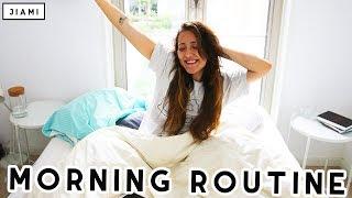 MORNING ROUTINE 2018 | JIAMI