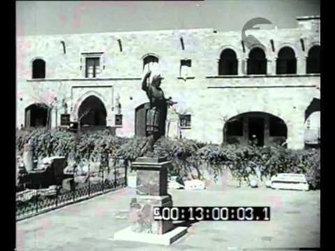 Una visita alla capitale delle isole egee.