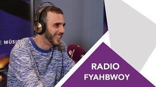 Fyahbwoy presenta su nuevo trabajo