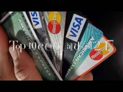 Top Credit Cards Of
