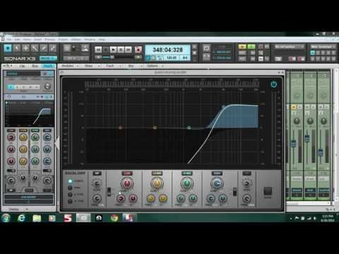 Mixing Tips- Mixing Vocals in Sonar X3- D'Loy Productions