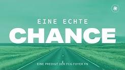 EINE ECHTE CHANCE || Laki Kokkinis || FOYER FN