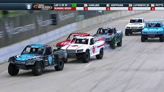 2018 Detroit - Stadium SUPER Trucks - CBS Sports Network