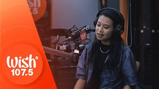 "August Wahh performs ""Elated"" LIVE on Wish 107.5 Bus"