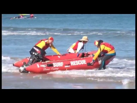 SA Sports Show: Surf Life Saving Club Carnival with Brittany Evins