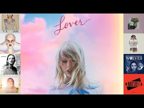 Lover: The Mashup Album (Trailer)