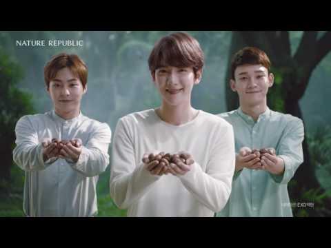 161130 Nature Republic Thailand - EXO