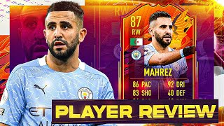 HEADLINER RIYAD MAHREZ PLAYER REVIEW! IS HE WORTH THE COINS? FIFA 21