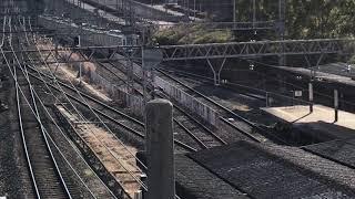 ◆京都市営地下鉄 相互直通運転 6両編成 近鉄京都線 高の原駅◆
