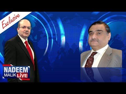 Nadeem Malik Live - 17 Oct 2017 - Samaa News