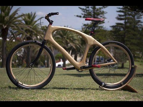 Wood Bike Hsc Project Youtube