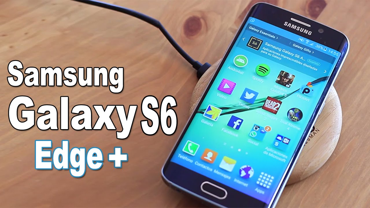 samsung galaxy s6 edge plus review en espa ol youtube