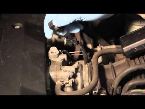 Honda 3.5 Liter MAP Sensor Replacement