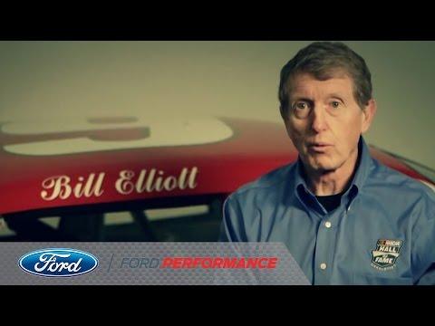 Bill Elliott Joins NASCAR's Hallowed Halls | NASCAR | Ford Performance