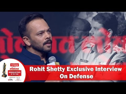 """SIMMBA Director Rohit Shetty - """"We all should support our Defense and Leaders"""" 