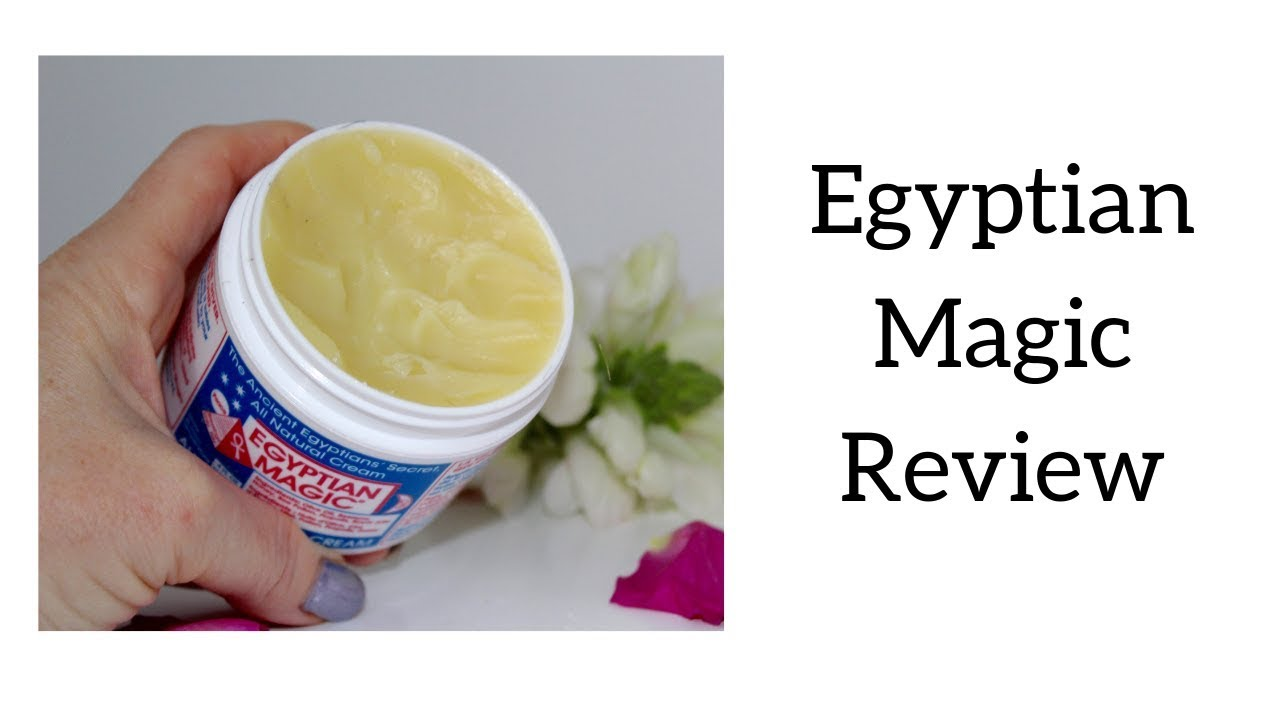 egyptian magic review