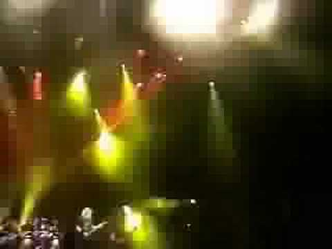 (Megadeth en Venezuela)- Symphony of Destruction y Trust!