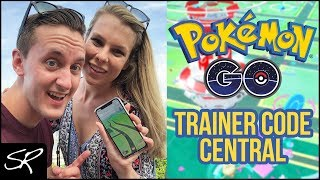 Pokémon GO Trainer Code CENTRAL | Add, Trade & MAKE FRIENDS!!!