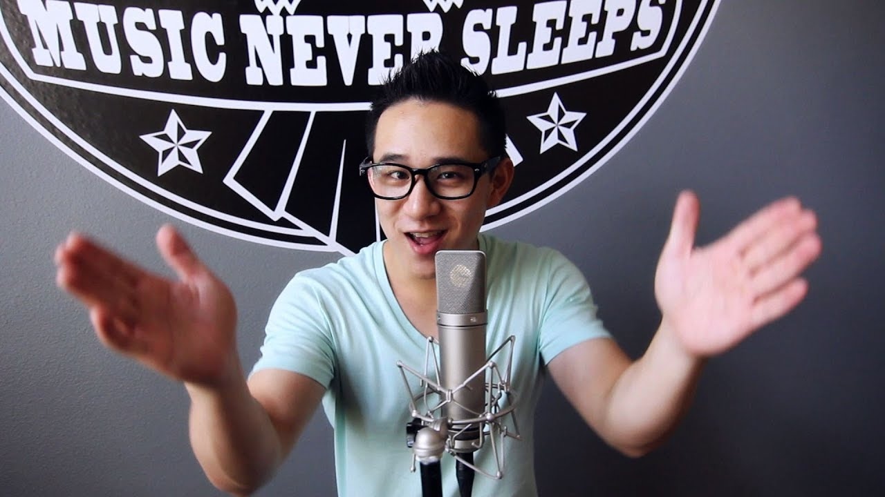 We Can\'t Stop - Miley Cyrus (Jason Chen Cover) - YouTube