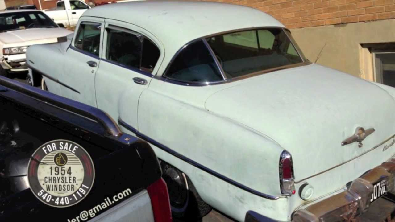 Chrysler Windsor For Sale