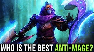 Best Anti-Mage Players on EPIC Battle - Dota 2 - WHO IS THE BEST? ft. Miracle-, Ame, BurNIng, MP