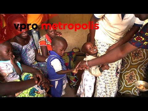 Superfood Spirulina against malnutrition in Burkina Faso - vpro Metropolis