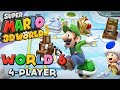 Super Mario 3D World - World 6 (4-Player)
