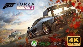 Forza Horizon 4 - 4K 30FPS HDR Gameplay Preview (Aventador LP70-4 SV)