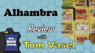 Alhambra Review - with Tom Vasel