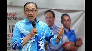 Anwar to decide soon where he will contest