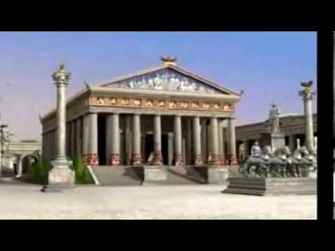 essay on ancient greek architecture