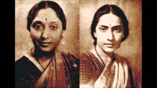 Smt.Hirabai Barodekar & Smt.Saraswatibai Rane - Kiti Kiti Sangu Tula