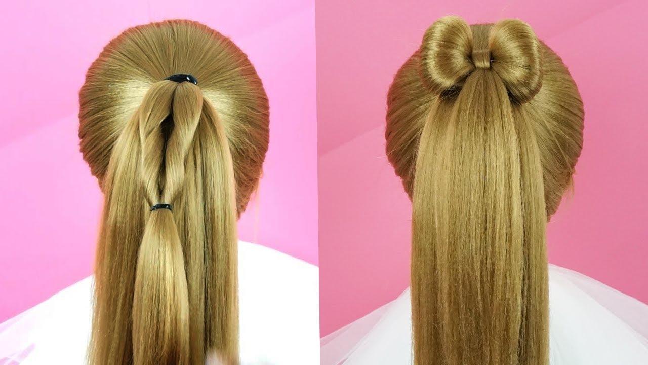 Hướng Dẫn Kiểu Buộc Tóc Đẹp Dễ Làm – Cách Tết Tóc Đẹp Nhất | Easy Hairstyles For Long Hair