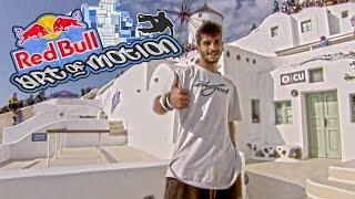 Download Video Pedro Leon Gomez - Red Bull Art Of Motion Santorini Greece 2015 MP3 3GP MP4