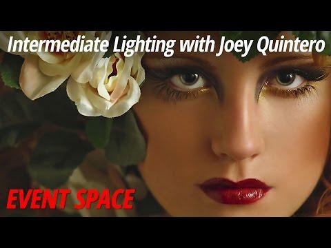 Intermediate Lighting with Joey Quintero