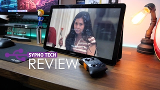 Samsung Galaxy View Review:  Too Small But Too Big!  What?