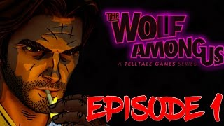 "The Wolf Among Us Episode 1 ""FAITH"""