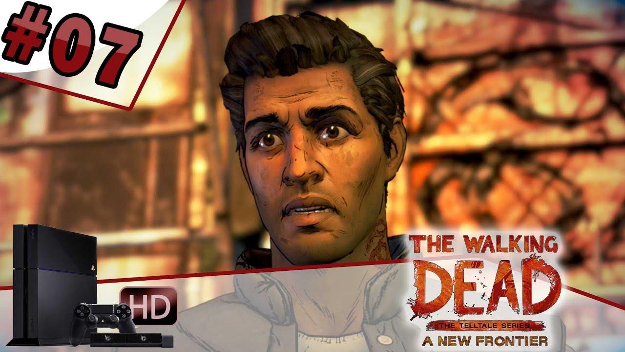 Download THE WALKING DEAD (Saison 3) - Episode #7 [PS4] Réunion de famille