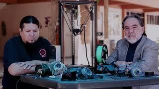 Crean respirador artificial maestros del Departamento de Ingeniería Industrial en la UNISON